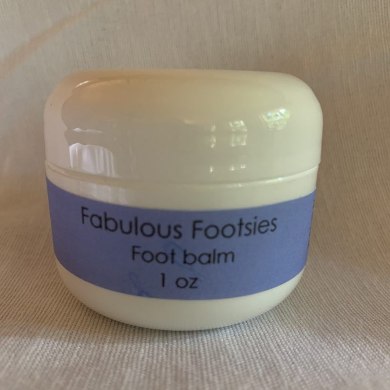 Fabulous footsies foot balm