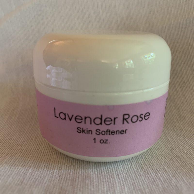 Lavender Rose Skin Softener